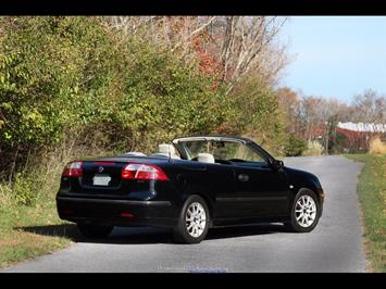 2004 Saab 9-3 Arc Convertible