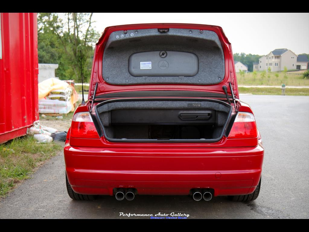 2001 BMW M3 - Photo 10 - Gaithersburg, MD 20879