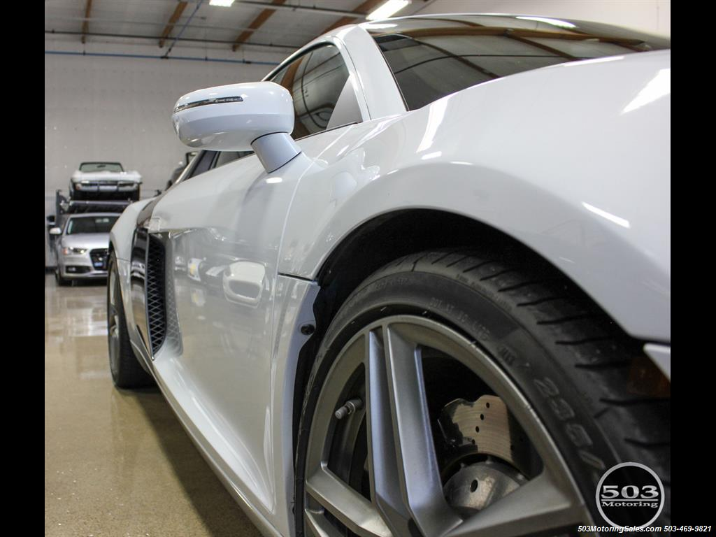 2014 Audi R8 4.2 quattro; Loaded Spec Manual in Suzuka Gray! - Photo 15 - Beaverton, OR 97005