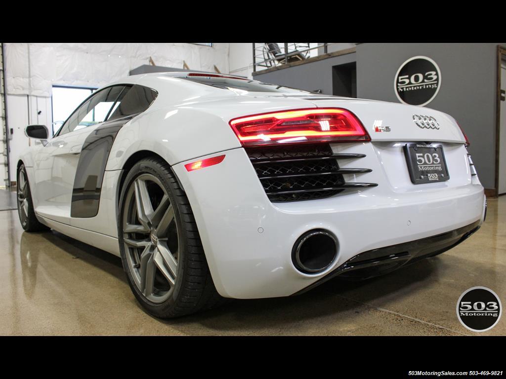 2014 Audi R8 4.2 quattro; Loaded Spec Manual in Suzuka Gray! - Photo 3 - Beaverton, OR 97005