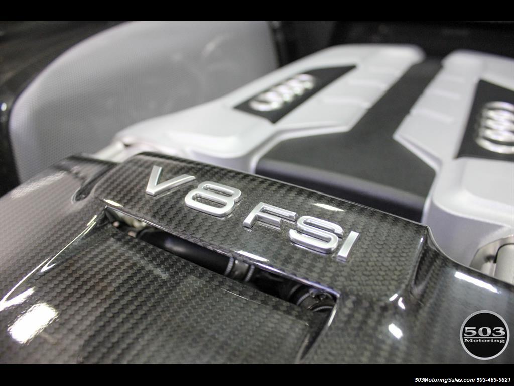 2014 Audi R8 4.2 quattro; Loaded Spec Manual in Suzuka Gray! - Photo 47 - Beaverton, OR 97005