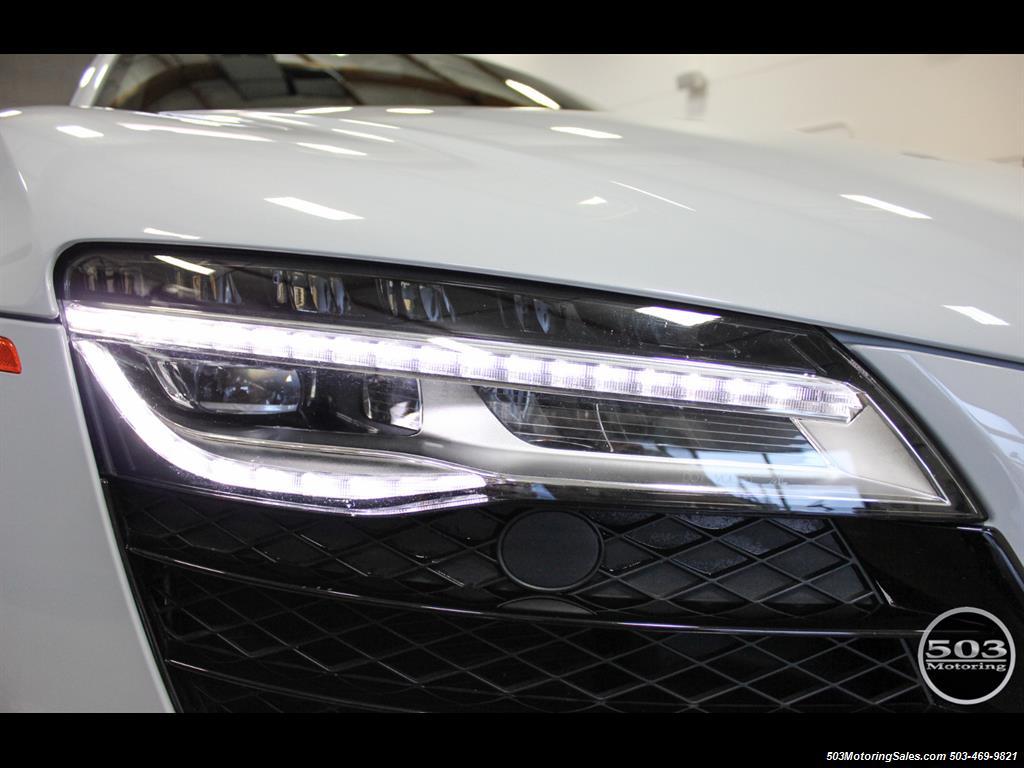 2014 Audi R8 4.2 quattro; Loaded Spec Manual in Suzuka Gray! - Photo 9 - Beaverton, OR 97005