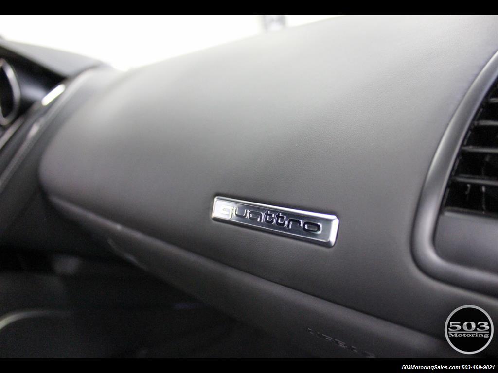 2014 Audi R8 4.2 quattro; Loaded Spec Manual in Suzuka Gray! - Photo 42 - Beaverton, OR 97005