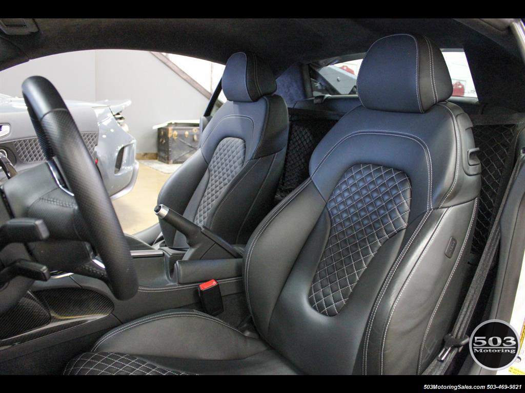 2014 Audi R8 4.2 quattro; Loaded Spec Manual in Suzuka Gray! - Photo 32 - Beaverton, OR 97005