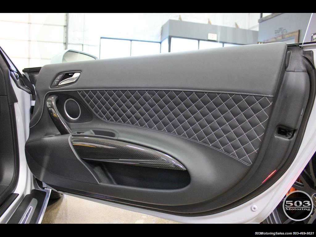 2014 Audi R8 4.2 quattro; Loaded Spec Manual in Suzuka Gray! - Photo 43 - Beaverton, OR 97005