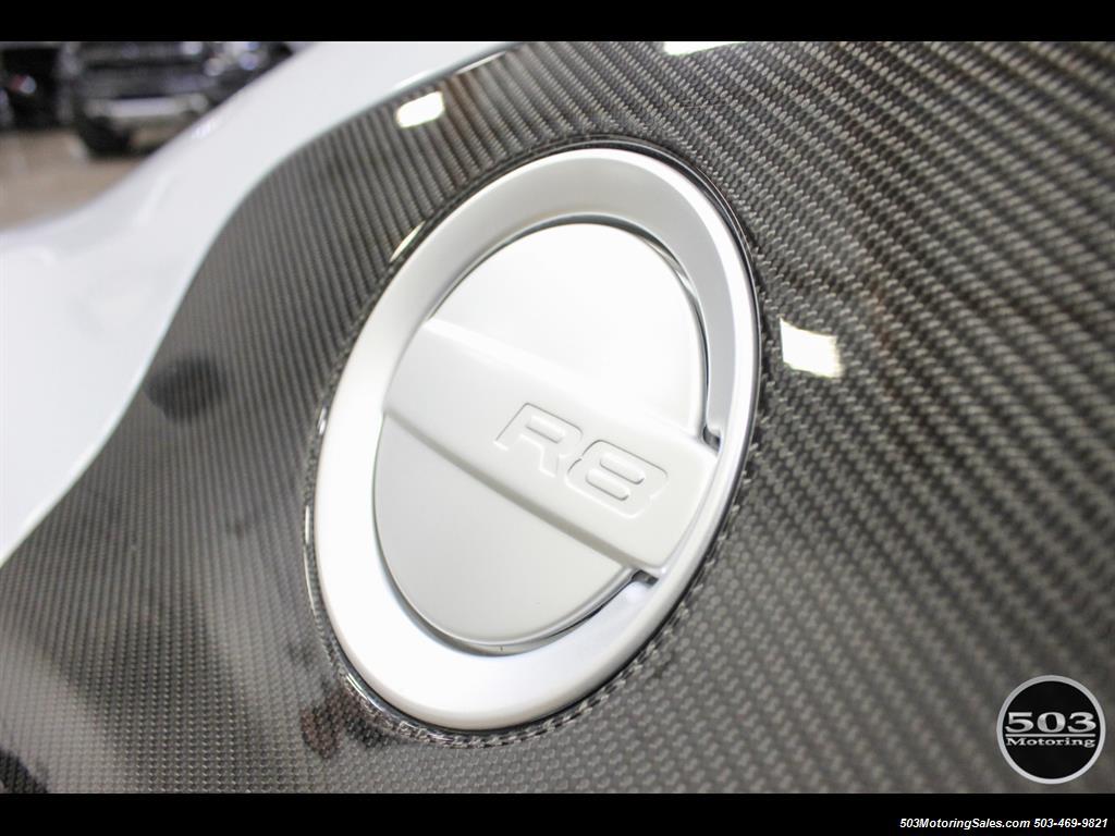 2014 Audi R8 4.2 quattro; Loaded Spec Manual in Suzuka Gray! - Photo 17 - Beaverton, OR 97005