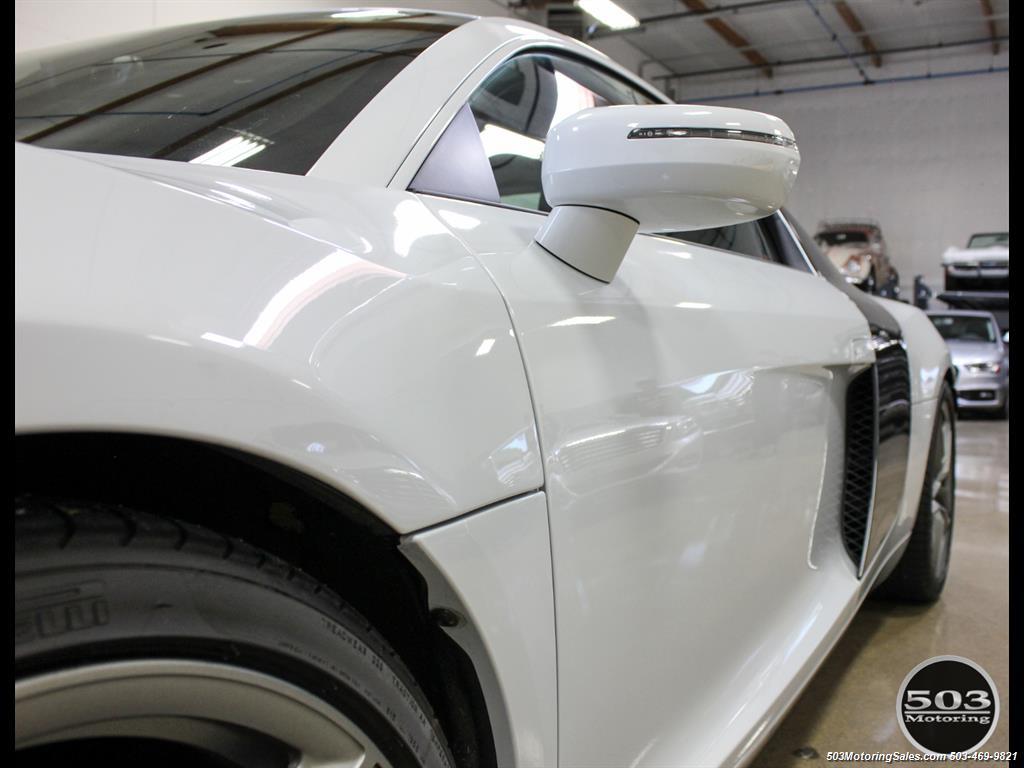 2014 Audi R8 4.2 quattro; Loaded Spec Manual in Suzuka Gray! - Photo 16 - Beaverton, OR 97005