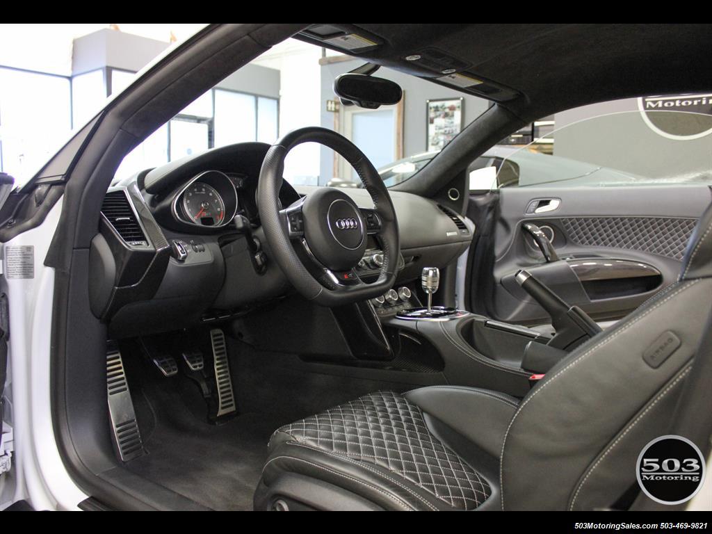 2014 Audi R8 4.2 quattro; Loaded Spec Manual in Suzuka Gray! - Photo 29 - Beaverton, OR 97005