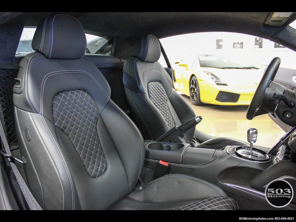 2014 Audi R8 4.2 quattro; Loaded Spec Manual in Suzuka Gray! - Photo 41 - Beaverton, OR 97005