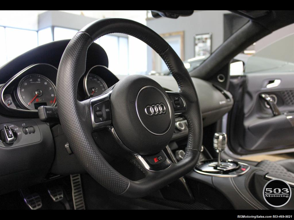 2014 Audi R8 4.2 quattro; Loaded Spec Manual in Suzuka Gray! - Photo 30 - Beaverton, OR 97005