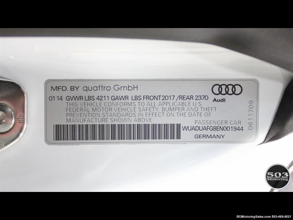 2014 Audi R8 4.2 quattro; Loaded Spec Manual in Suzuka Gray! - Photo 57 - Beaverton, OR 97005