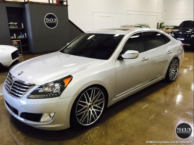 Free Carfax Check >> 2014 Hyundai Equus Ultimate