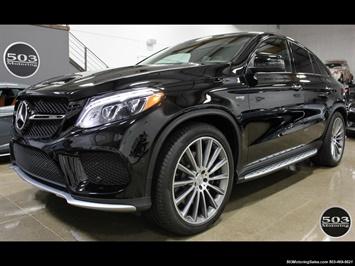 2017 Mercedes-Benz AMG GLE 43; Black/Black w/ 10k Miles! SUV