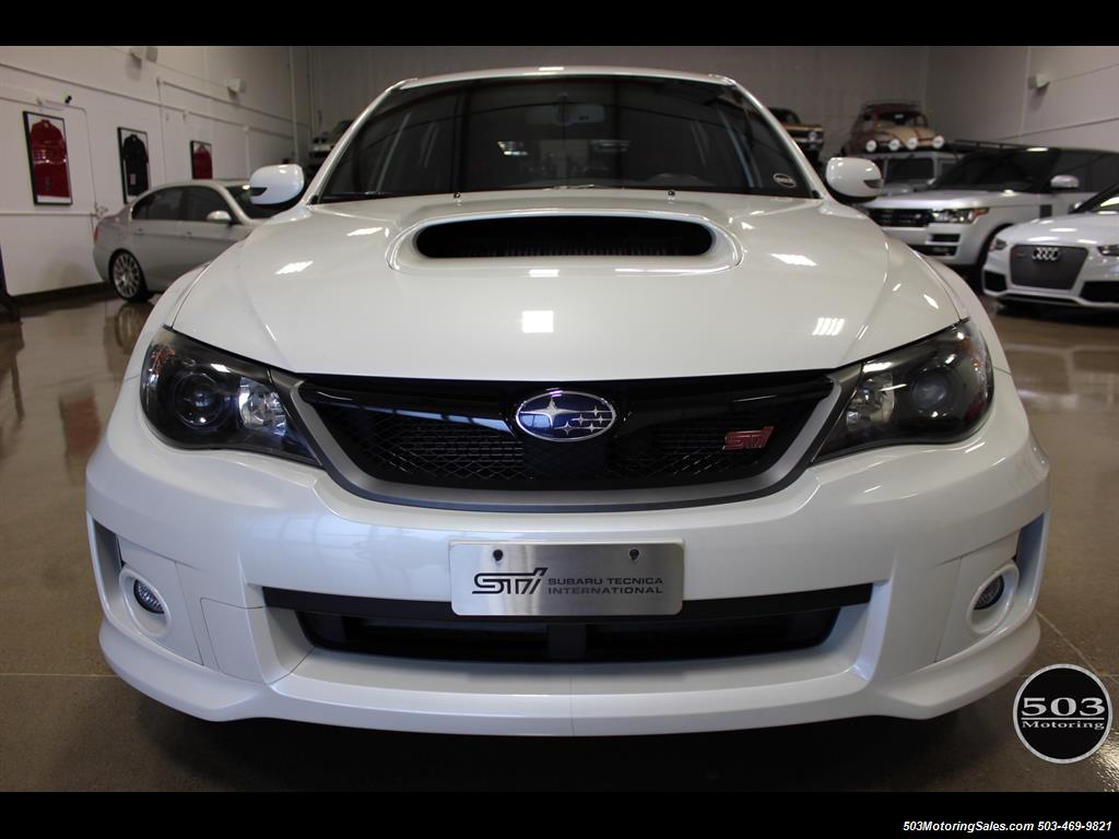 2013 subaru impreza wrx sti hatchback. Black Bedroom Furniture Sets. Home Design Ideas