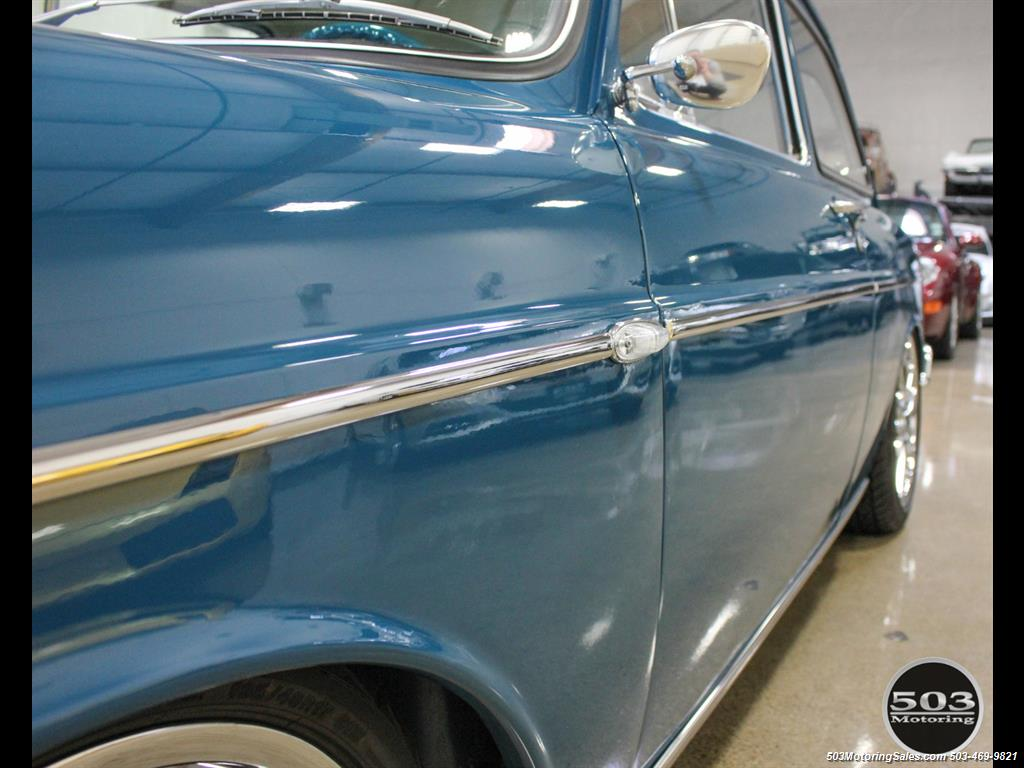 1965 Volkswagen Notchback Collector Quality Example in Sea Blue - Photo 11 - Beaverton, OR 97005