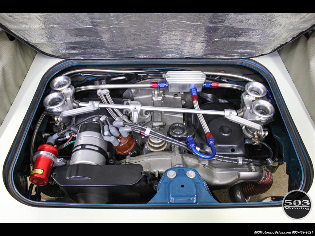 1965 Volkswagen Notchback Collector Quality Example in Sea Blue - Photo 46 - Beaverton, OR 97005