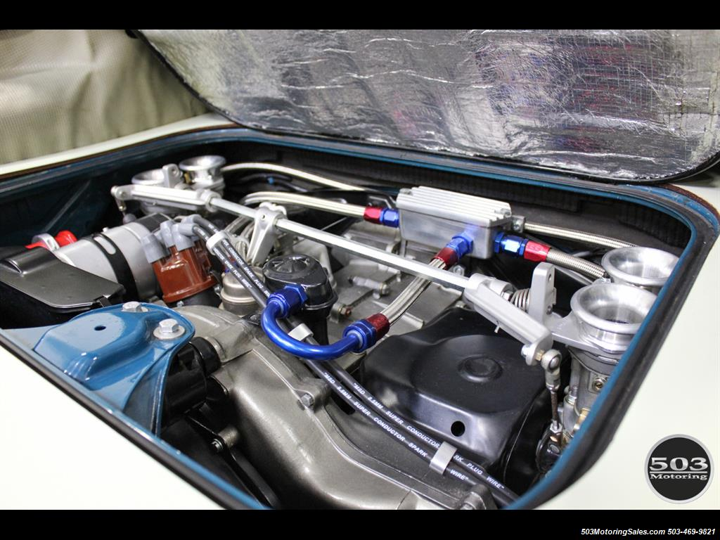 1965 Volkswagen Notchback Collector Quality Example in Sea Blue - Photo 45 - Beaverton, OR 97005