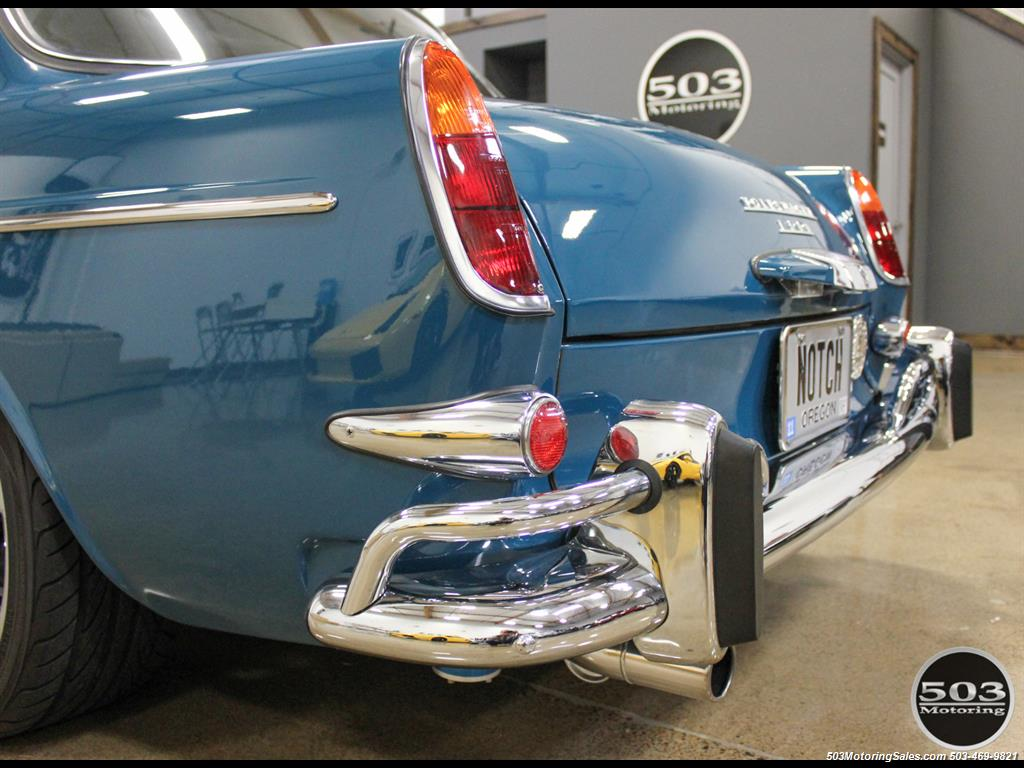 1965 Volkswagen Notchback Collector Quality Example in Sea Blue - Photo 15 - Beaverton, OR 97005
