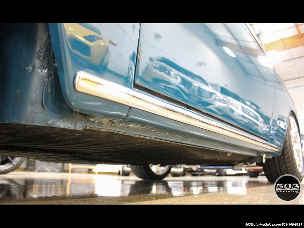 1965 Volkswagen Notchback Collector Quality Example in Sea Blue - Photo 40 - Beaverton, OR 97005