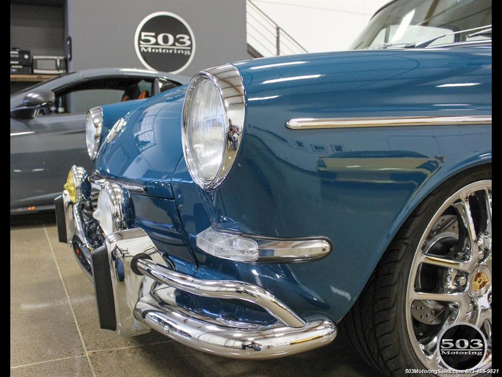 1965 Volkswagen Notchback Collector Quality Example in Sea Blue - Photo 12 - Beaverton, OR 97005