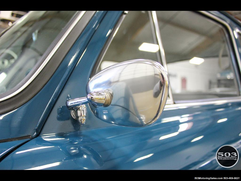 1965 Volkswagen Notchback Collector Quality Example in Sea Blue - Photo 9 - Beaverton, OR 97005