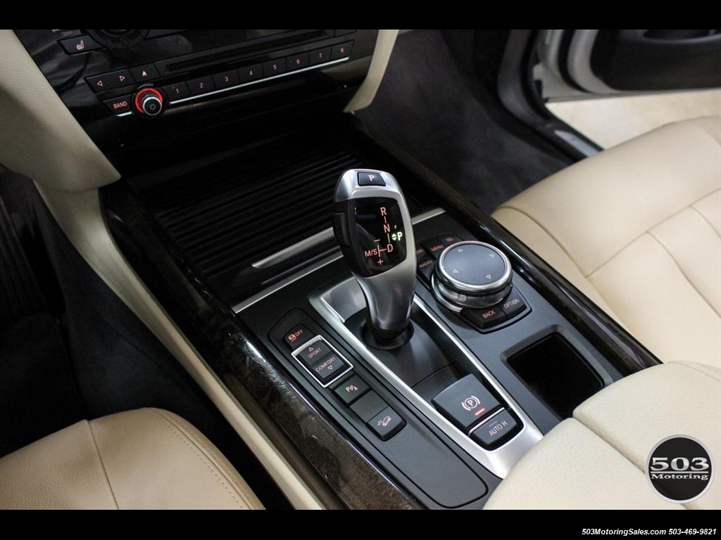 2016 BMW X5 xDrive35i; Alpine White/White Leather w/ Nav! - Photo 29 - Beaverton, OR 97005