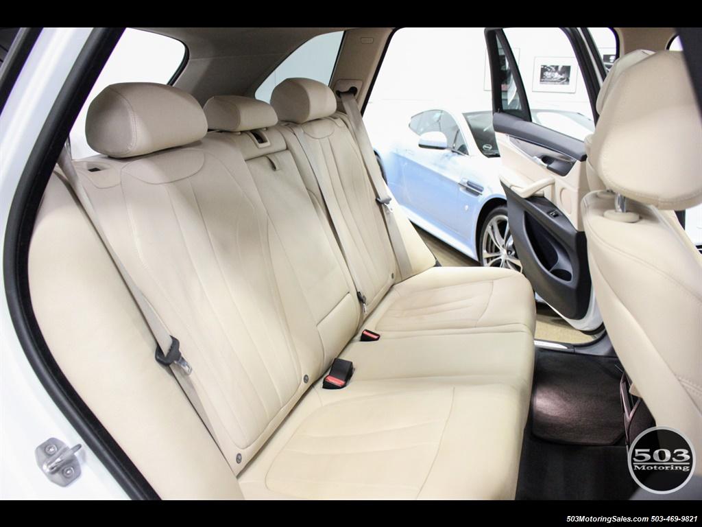 2016 BMW X5 xDrive35i; Alpine White/White Leather w/ Nav! - Photo 41 - Beaverton, OR 97005