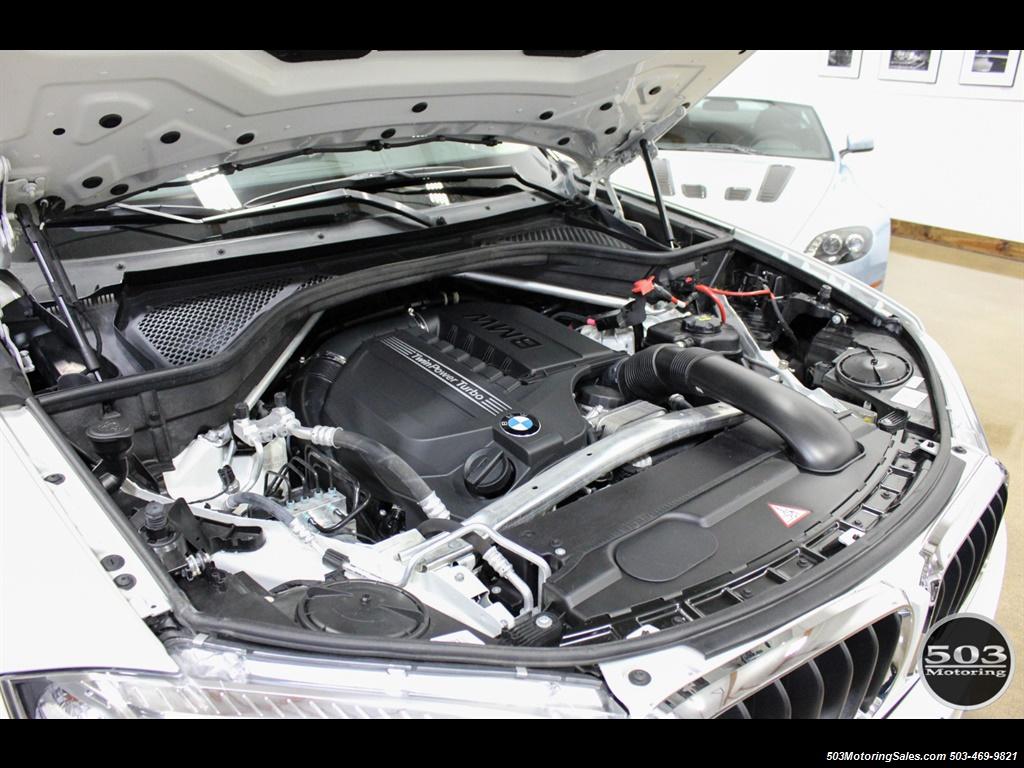 2016 BMW X5 xDrive35i; Alpine White/White Leather w/ Nav! - Photo 48 - Beaverton, OR 97005