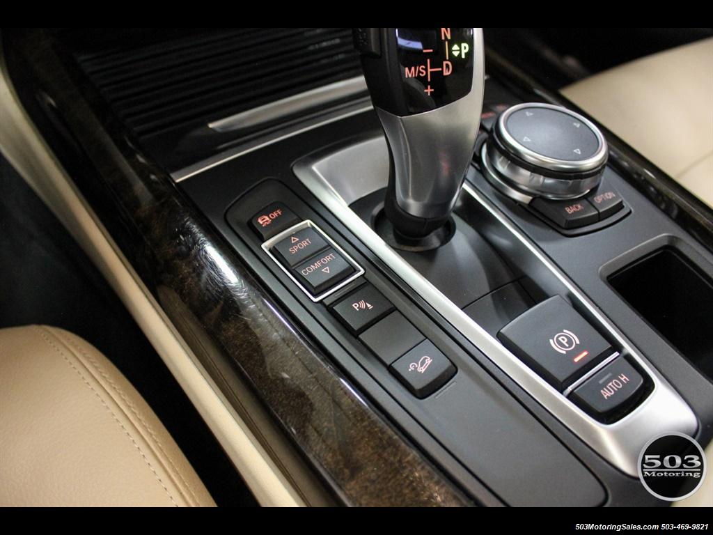 2016 BMW X5 xDrive35i; Alpine White/White Leather w/ Nav! - Photo 30 - Beaverton, OR 97005