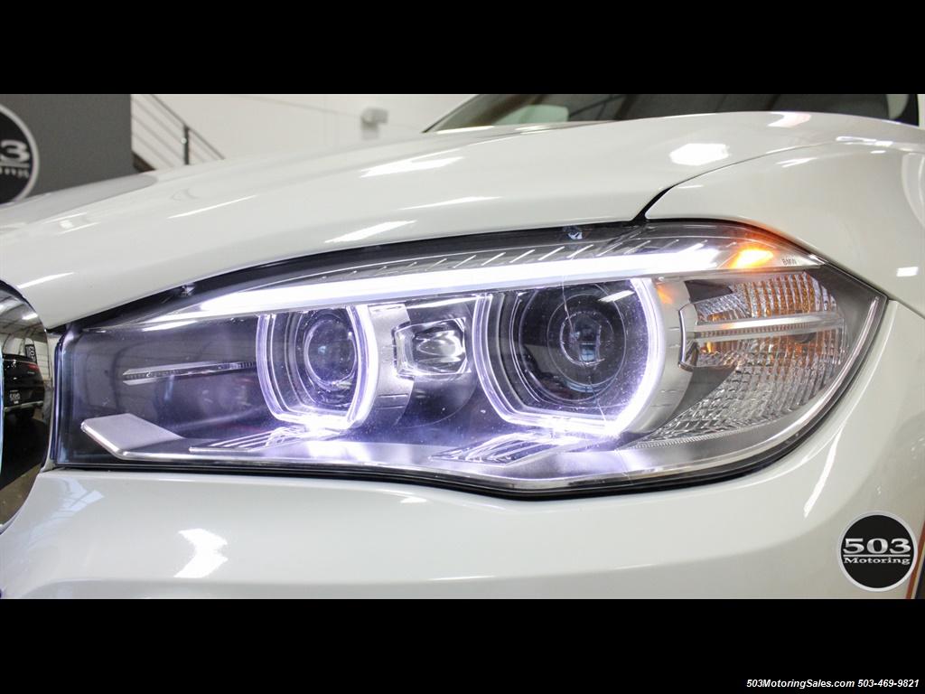 2016 BMW X5 xDrive35i; Alpine White/White Leather w/ Nav! - Photo 10 - Beaverton, OR 97005
