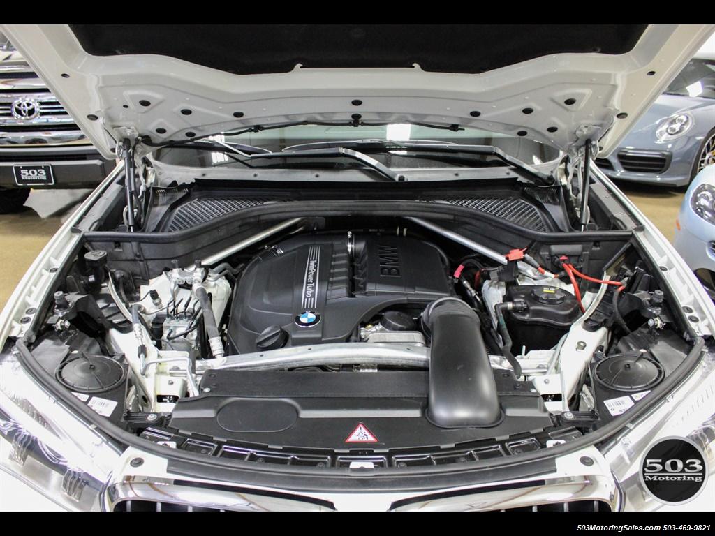 2016 BMW X5 xDrive35i; Alpine White/White Leather w/ Nav! - Photo 47 - Beaverton, OR 97005