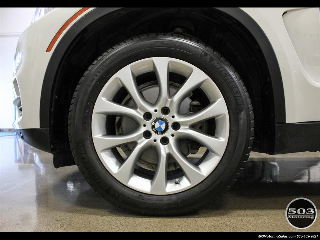 2016 BMW X5 xDrive35i; Alpine White/White Leather w/ Nav! - Photo 20 - Beaverton, OR 97005
