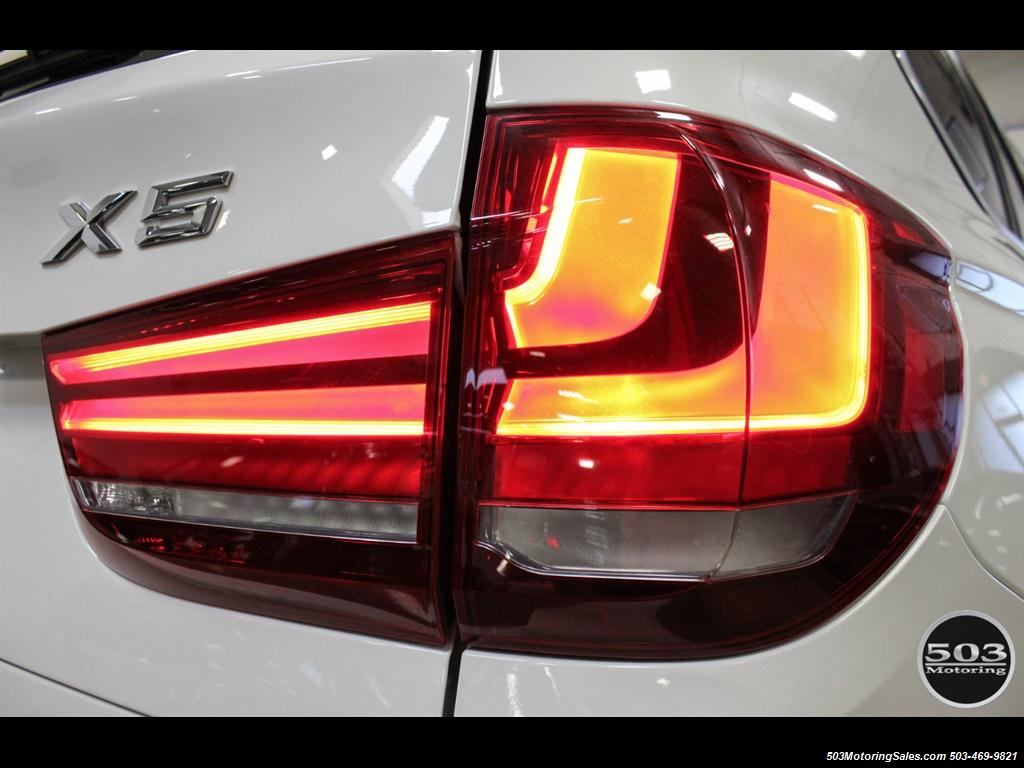 2016 BMW X5 xDrive35i; Alpine White/White Leather w/ Nav! - Photo 18 - Beaverton, OR 97005