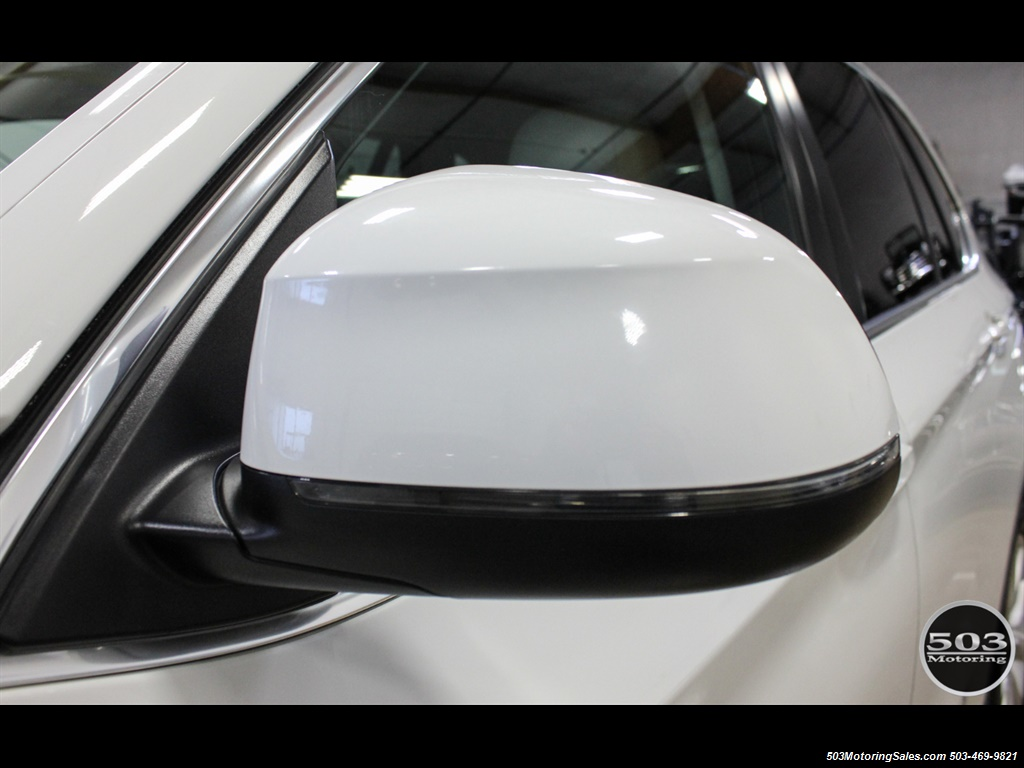 2016 BMW X5 xDrive35i; Alpine White/White Leather w/ Nav! - Photo 15 - Beaverton, OR 97005
