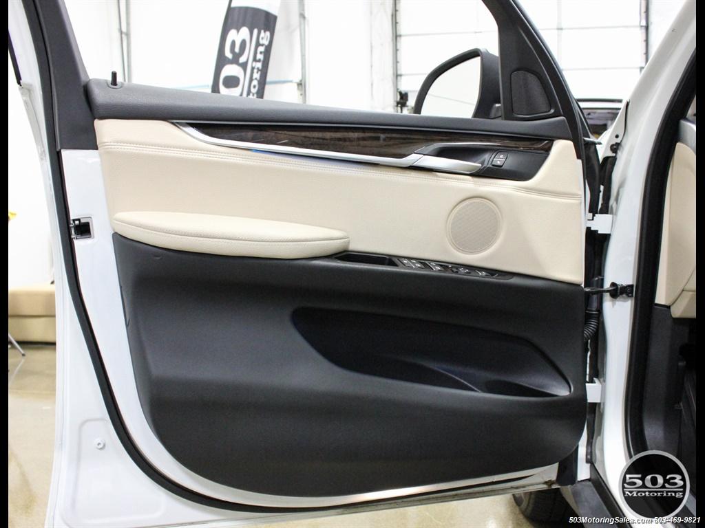 2016 BMW X5 xDrive35i; Alpine White/White Leather w/ Nav! - Photo 32 - Beaverton, OR 97005