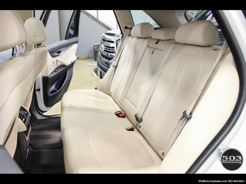 2016 BMW X5 xDrive35i; Alpine White/White Leather w/ Nav! - Photo 38 - Beaverton, OR 97005