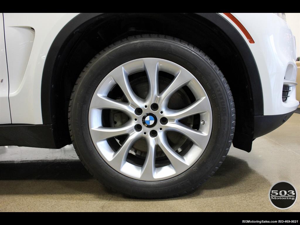 2016 BMW X5 xDrive35i; Alpine White/White Leather w/ Nav! - Photo 23 - Beaverton, OR 97005