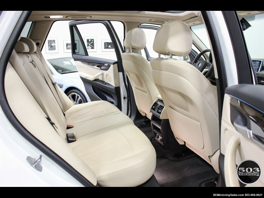 2016 BMW X5 xDrive35i; Alpine White/White Leather w/ Nav! - Photo 40 - Beaverton, OR 97005