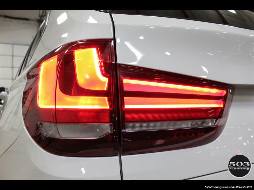 2016 BMW X5 xDrive35i; Alpine White/White Leather w/ Nav! - Photo 17 - Beaverton, OR 97005