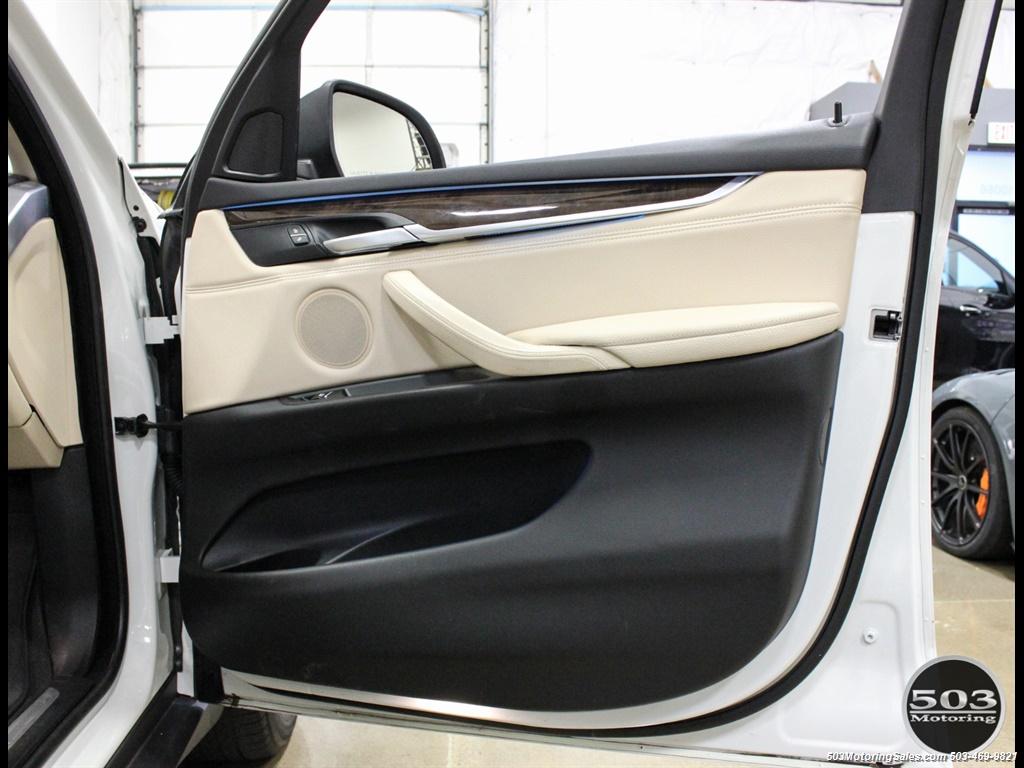 2016 BMW X5 xDrive35i; Alpine White/White Leather w/ Nav! - Photo 36 - Beaverton, OR 97005