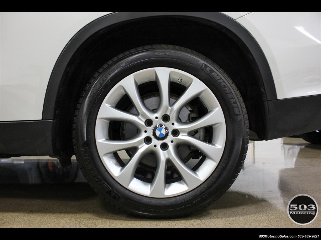 2016 BMW X5 xDrive35i; Alpine White/White Leather w/ Nav! - Photo 21 - Beaverton, OR 97005