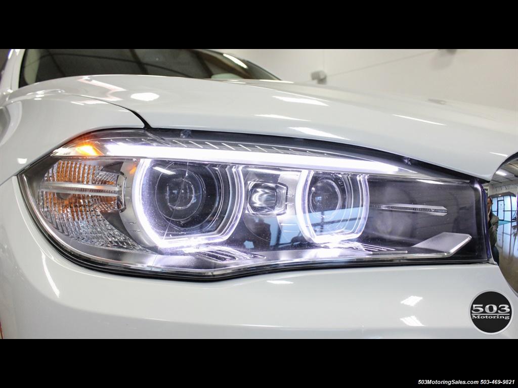2016 BMW X5 xDrive35i; Alpine White/White Leather w/ Nav! - Photo 9 - Beaverton, OR 97005