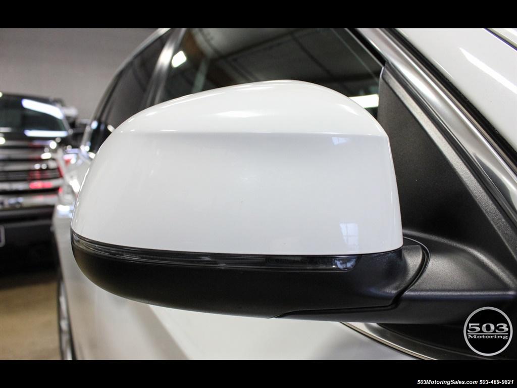 2016 BMW X5 xDrive35i; Alpine White/White Leather w/ Nav! - Photo 14 - Beaverton, OR 97005