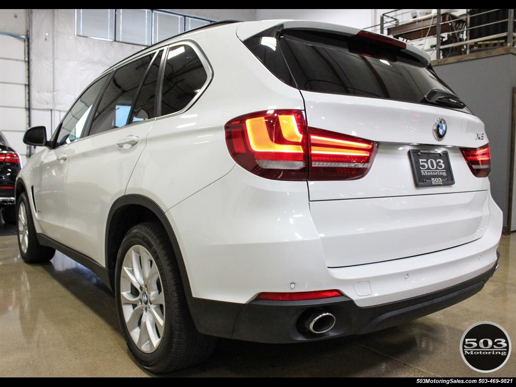2016 BMW X5 xDrive35i; Alpine White/White Leather w/ Nav! - Photo 3 - Beaverton, OR 97005