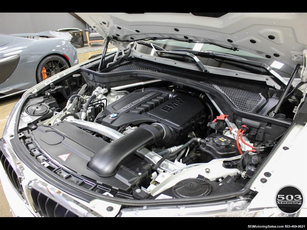 2016 BMW X5 xDrive35i; Alpine White/White Leather w/ Nav! - Photo 49 - Beaverton, OR 97005