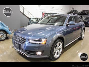 2016 Audi allroad 2.0T quattro Premium Plus w/ Less than 6k Miles! Wagon