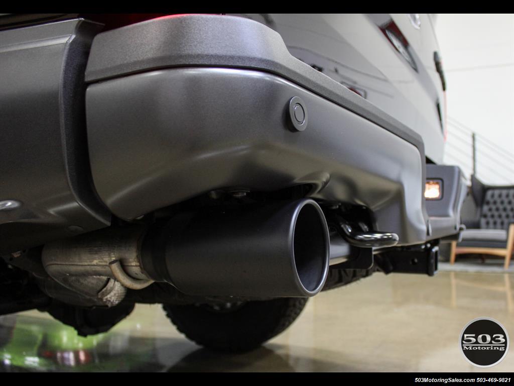 2017 Ford F-150 Raptor; Black/Black, Nav w/ Only 850 Miles! - Photo 20 - Beaverton, OR 97005