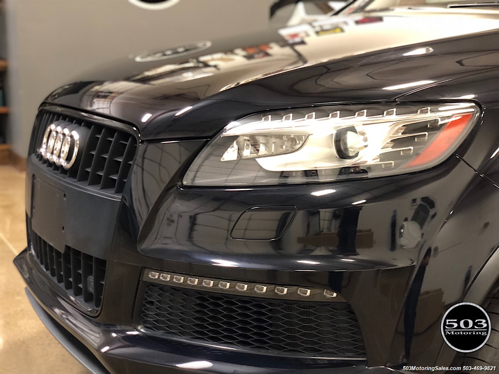 2014 Audi Q7 3 0T quattro S line Prestige