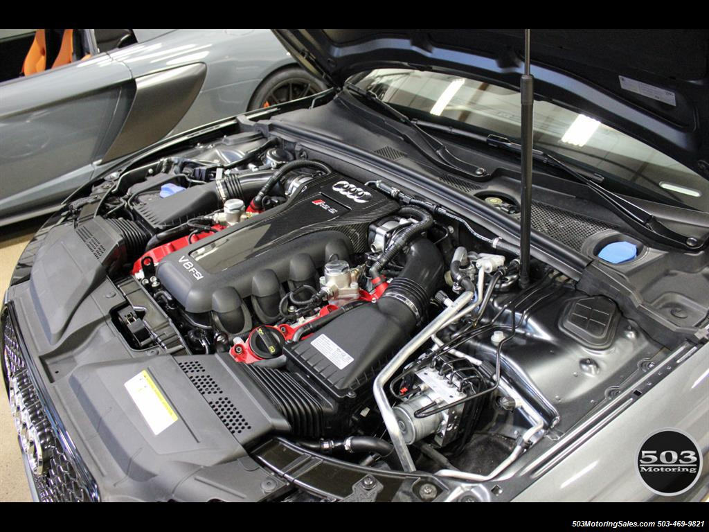 2015 Audi RS 5 4.2 quattro; One Owner w/ 10k Miles! - Photo 50 - Beaverton, OR 97005