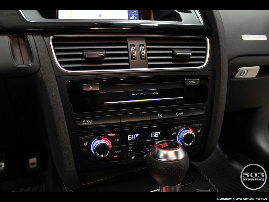 2015 Audi RS 5 4.2 quattro; One Owner w/ 10k Miles! - Photo 38 - Beaverton, OR 97005